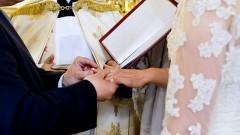 Ślub Iwony iKrzysztofa