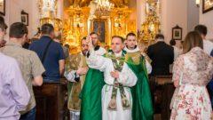 Msza Święta Prymicyjna ks.Piotra Kanaka